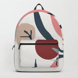 If Only - minimalist garden zen Backpack