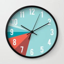 Kiddy Clock (English - LW) Wall Clock
