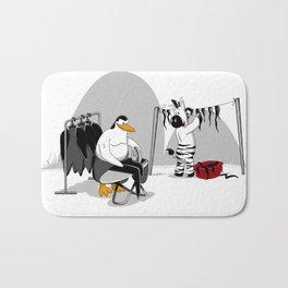 animals domestic Bath Mat