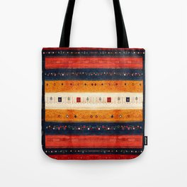 Antique Traditional Oriental Anthropologie Moroccan Style Tote Bag