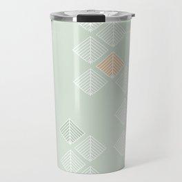 Japanese Pattern: Spring Travel Mug