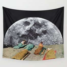 CAMPGROUND Wall Tapestry