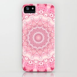 """The Suitor's Plea"" Kaleidoscope 7 by Angelique G. @FromtheBreathofDaydreams iPhone Case"