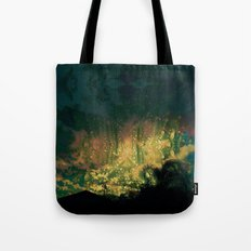 Rain In The bow Day Tote Bag