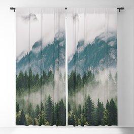 Vancouver Fog Blackout Curtain