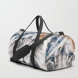 LION 6 Duffle Bag