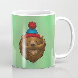 The Mustache Bear Coffee Mug