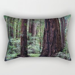 Muir Woods Rectangular Pillow