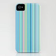 STRIPES15 Slim Case iPhone (4, 4s)