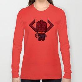 Chibi-Fi Galactus Long Sleeve T-shirt