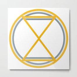 Extinction Metal Print