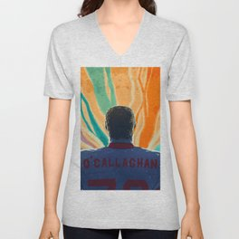 O'Callaghan Comes Out Unisex V-Neck