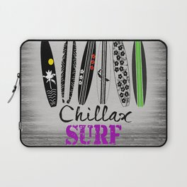 Chillax Surf Laptop Sleeve
