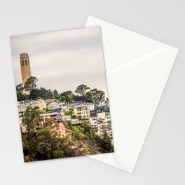 Telegraph Hill Stationery Cards