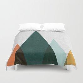 Minimalist Landscape XII Duvet Cover