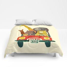 Visit the zoo Comforters