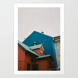 Iceland #2 Art Print