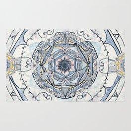 Mandy's Mandala Rug