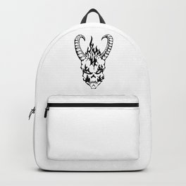Skull Devil Backpack