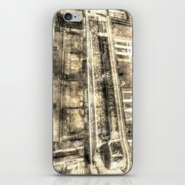 The Nags Head Pub Covent Garden London Vintage iPhone Skin