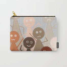 Different Person Different Perception Carry-All Pouch