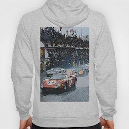 Le Mans 1964 Start Hoody