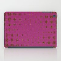 hot pink iPad Cases featuring Hot Pink by Dorothy Pinder