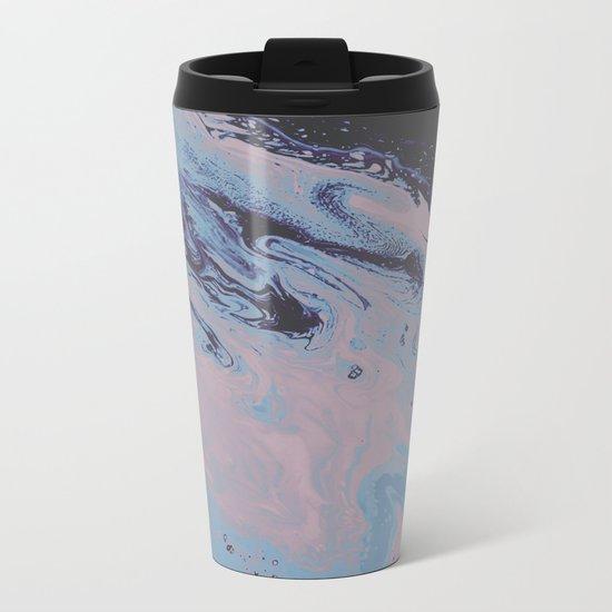 Cold Shoulder Metal Travel Mug