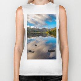 Lake Crafnant Snowdonia Biker Tank