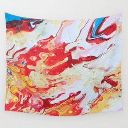 Fluid No. 09 Wall Tapestry