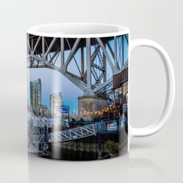 Granville Island Bridge Coffee Mug