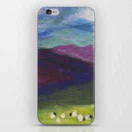 Tiny Landscape iPhone Skin