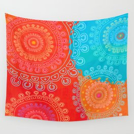 BE EXACTLY WHO YOU ARE Wall Tapestry