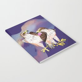 Totem Bonelli´s Eagle (GREFA) Ultraviolet Notebook