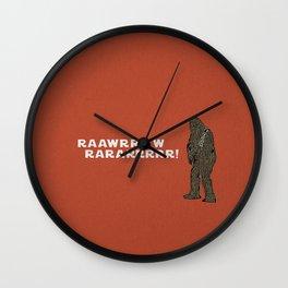 Solo's sidekick Wall Clock