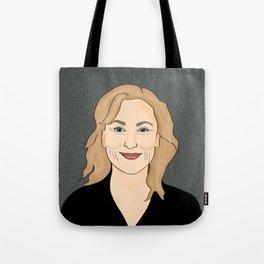Meryl Streep Tote Bag