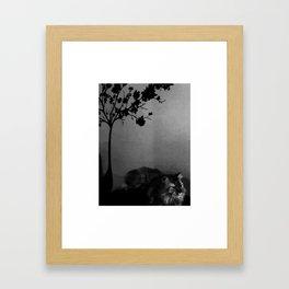 Karine Framed Art Print