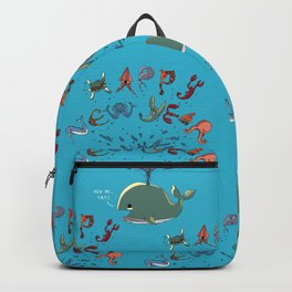 Happy New Year! Backpack