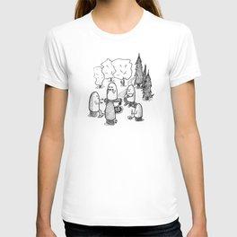 Million dollar print T-shirt
