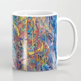 Blue Sprinkles Coffee Mug
