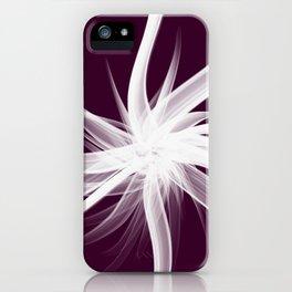 Purple Organic iPhone Case
