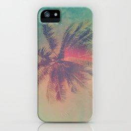 NEON SUMMER iPhone Case