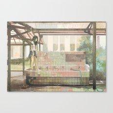 Marshmallow Canvas Print