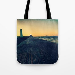 Concrete Nature Tote Bag
