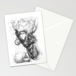 March Hare Stationery Cards