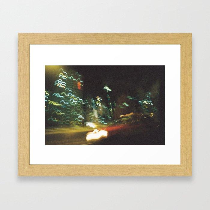 Crazy Taxi Framed Art Print