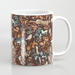 the tortoise and the hare Coffee Mug
