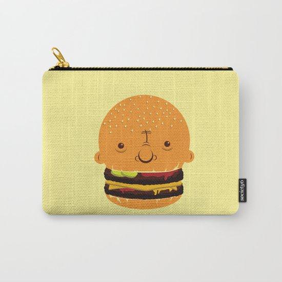 Cheeseburgerhead Carry-All Pouch
