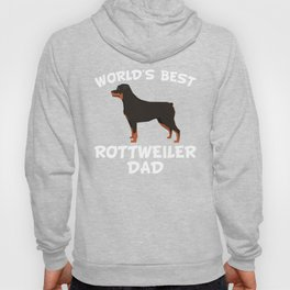 World's Best Rottweiler Dad Hoody