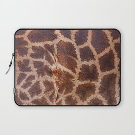 Giraffe Fur Laptop Sleeve